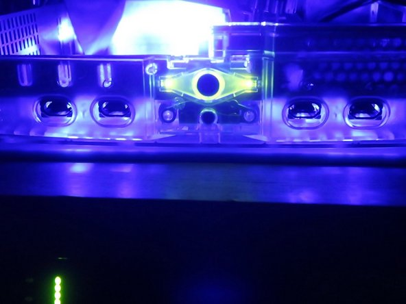 How to add LED's to your Xbox controller ports