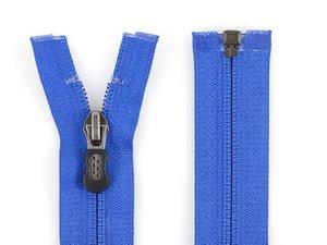Reverse Coil Zipper