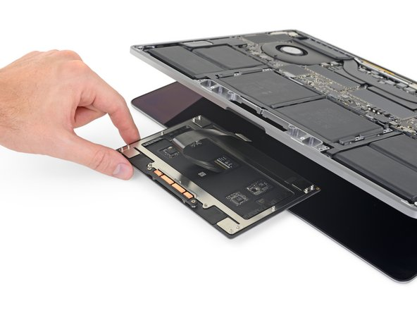 "MacBook Pro 16"" 2019 Trackpad Replacement"