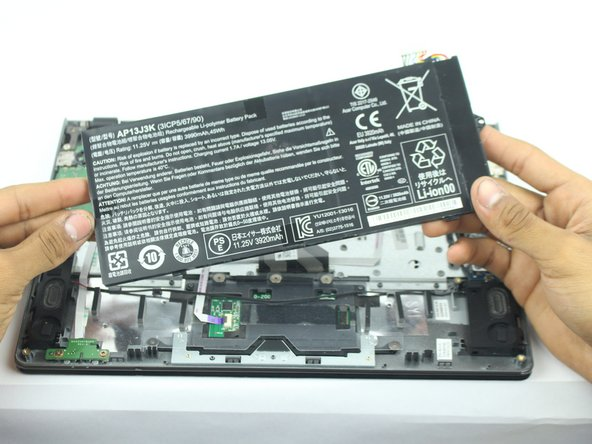 Acer Chromebook C720-2420 Battery Replacement