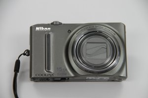 Nikon Coolpix S9050 Troubleshooting