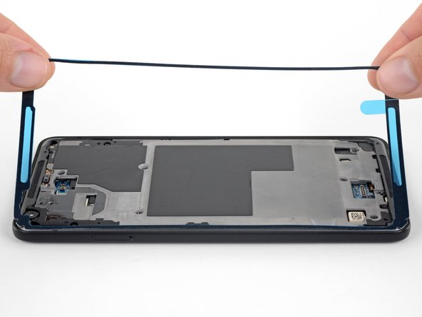 Google Pixel 2 XL Display Adhesive Replacement
