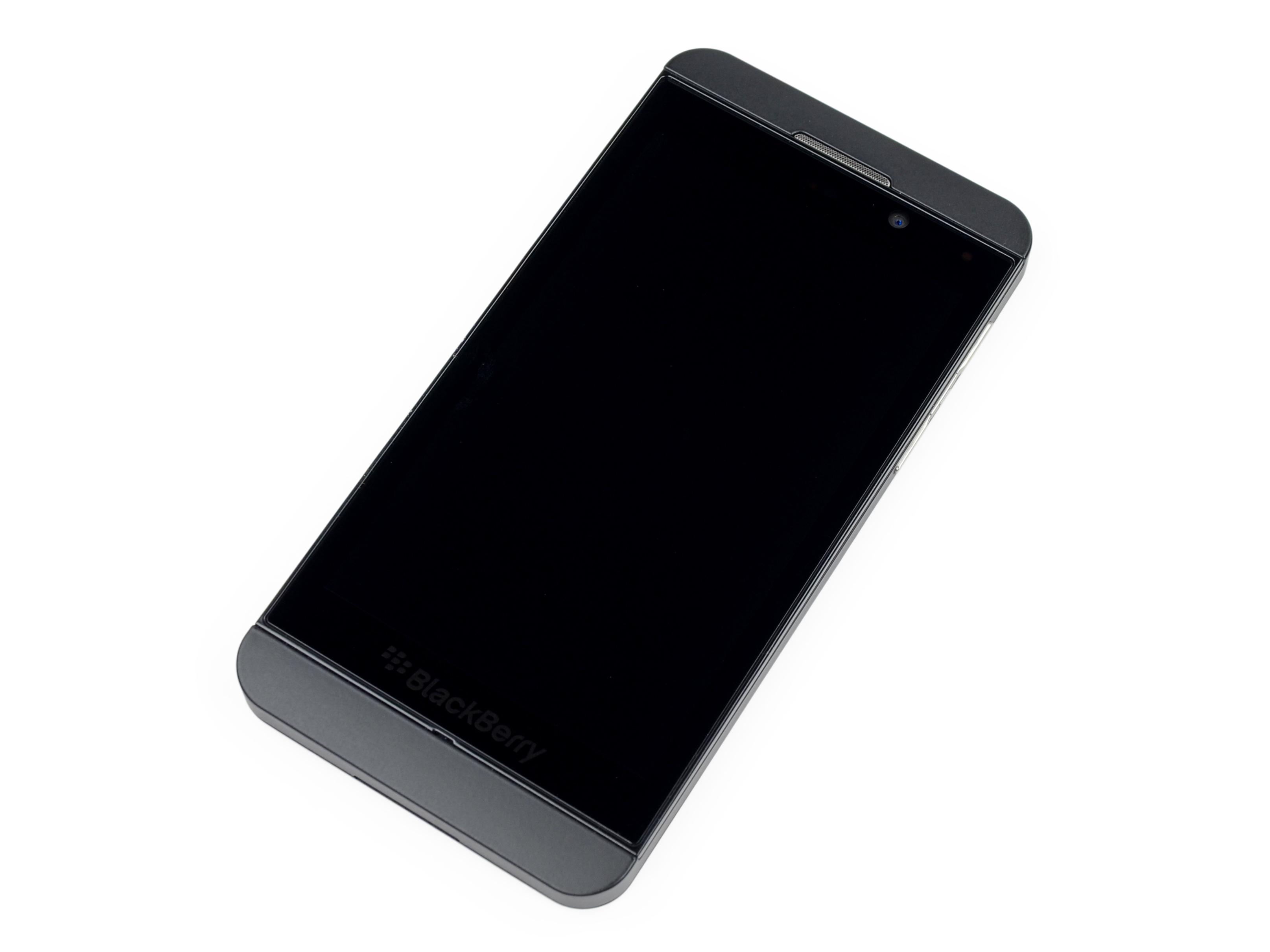BlackBerry Z10 Repair - iFixit
