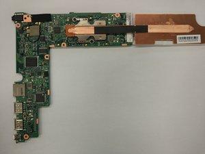 Asus Chromebook Flip C100P Teardown