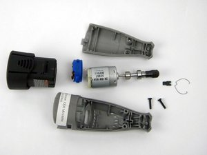 Dremel 7300 MiniMite Cordless Troubleshooting