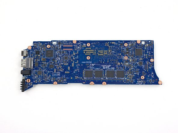 Motherboard reference.