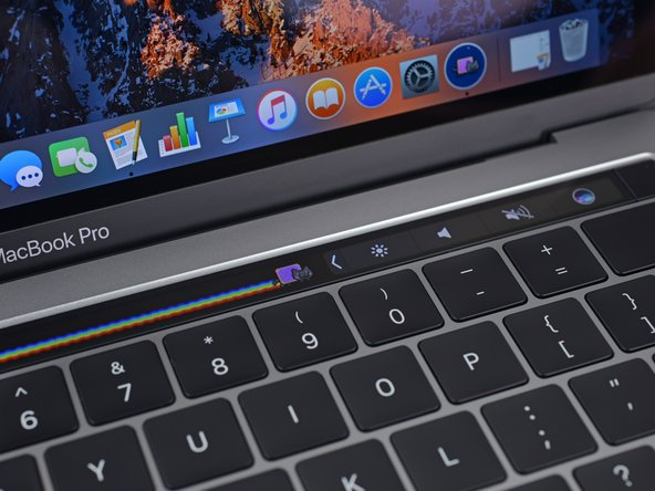 Image 2/2: [https://techcrunch.com/2016/10/27/apple-says-no-fun-allowed-on-the-touch-bar/|We won't tell Apple if you won't.|new_window=true]