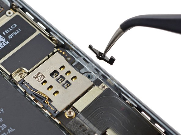 iPhone 5 SIM Eject Lever Replacement