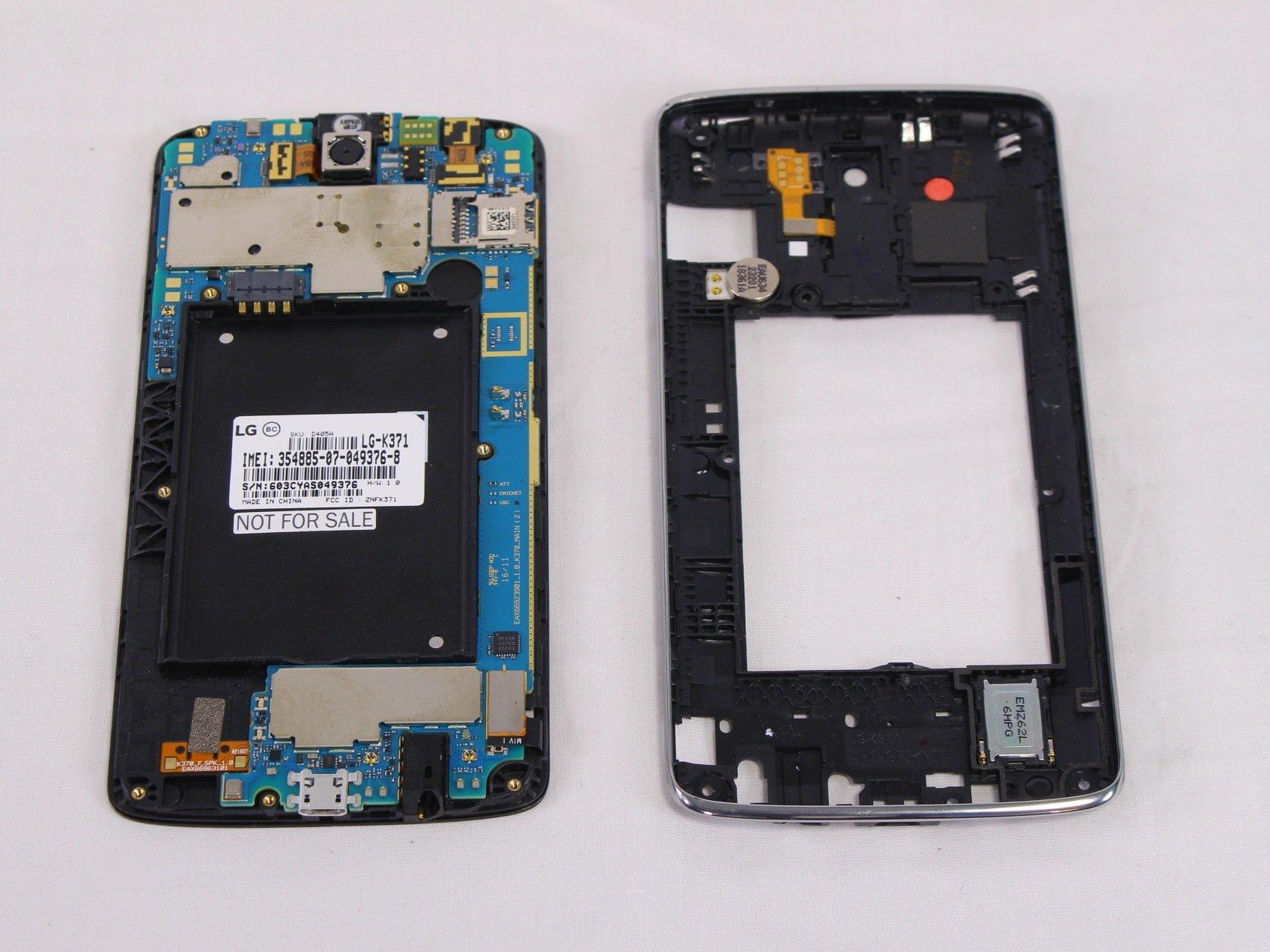 buy popular 8c061 dc497 LG Phoenix 2 Screen Replacement - iFixit Repair Guide