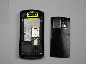 BlackBerry Pearl 8100 Disassembly