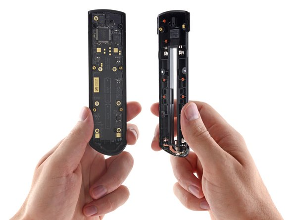 Replaceable batteries? Check. We dread the day when even remotes no longer house removable batteries.