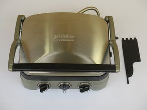 Cuisinart Griddler GR-4N Troubleshooting