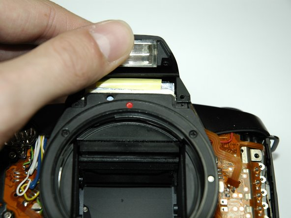 Canon EOS Rebel G Flash Replacement