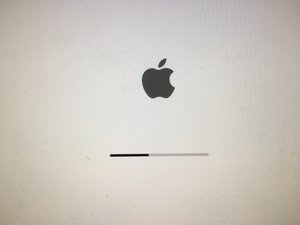 OK COMPUTER SOLUTION: [SOLVED] IMAC STUCK DEKAT APPLE LOGO ...
