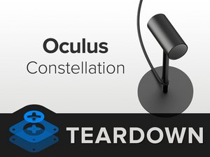 Oculus Rift Constellation Teardown