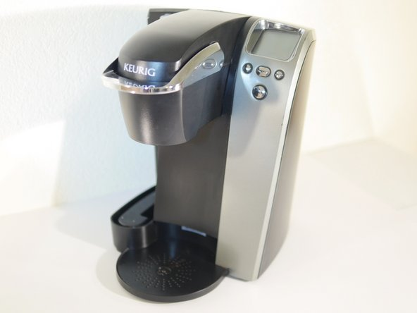 Keurig Coffee Maker Not Enough Water : Keurig K70 Repair - iFixit