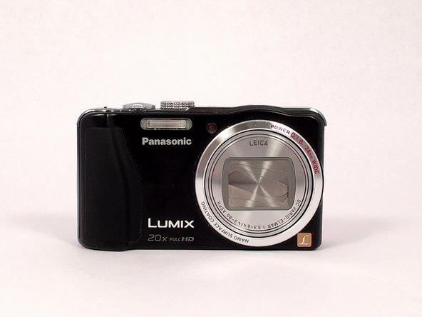 Panasonic Lumx DMC-ZS19 Capture Button Replacement