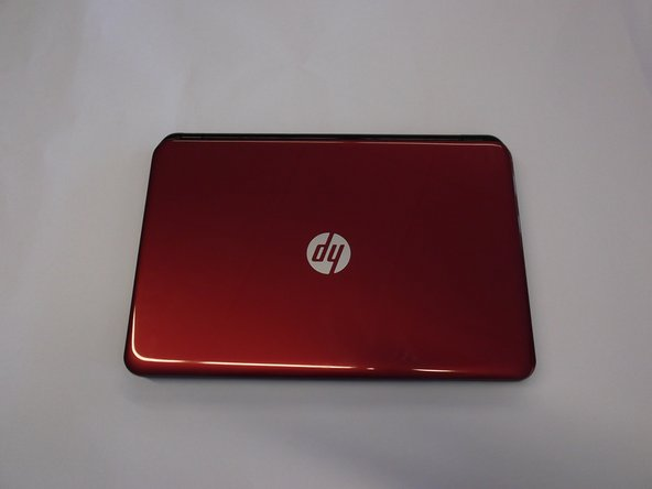 HP Flyer Red Battery Replacement
