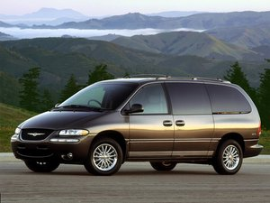 1996-2000 chrysler town and country