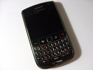 Blackberry Bold 9650 Troubleshooting