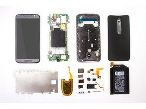 Motorola Moto X Style (Moto X Pure Edition) Teardown