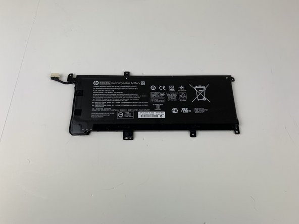 HP Envy x360 m6-aq105dx Battery Replacement