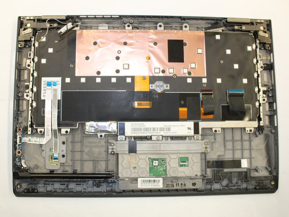 Lenovo ThinkPad X1 Yoga Keyboard Replacement