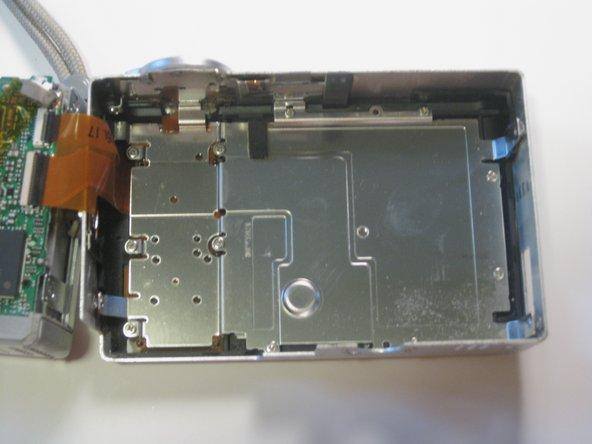 Fujifilm Finepix F10 6.3 MP LCD Replacement