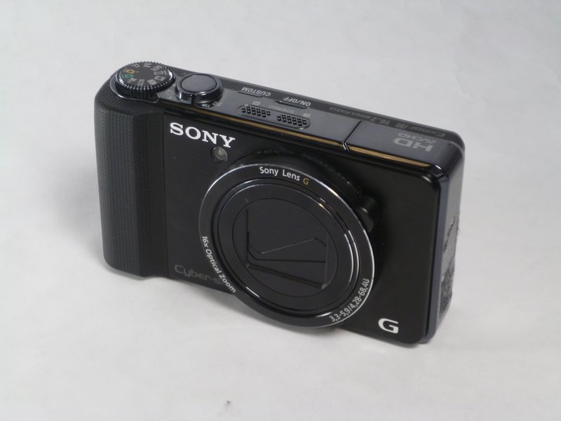 sony cyber shot dsc hx9v repair ifixit. Black Bedroom Furniture Sets. Home Design Ideas