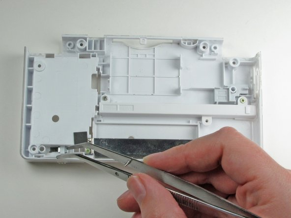 Repairing Nintendo DS Lite Volume Switch