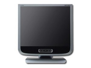 HannStar LCD Monitor with built in speakers