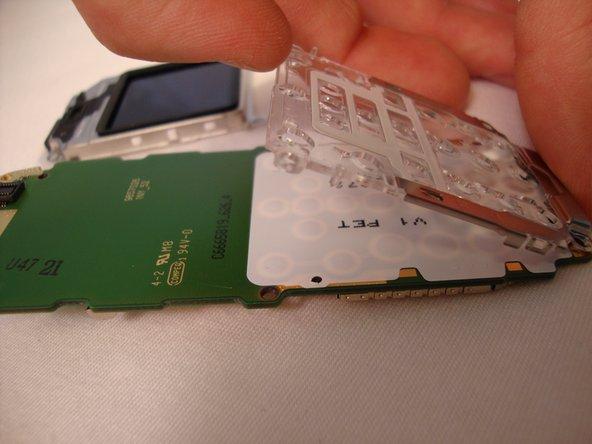 Remplacement de lazaret mère du Nokia 6030