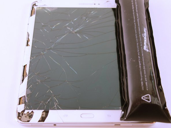 Samsung Galaxy Tab S2 9.7 Verizon Tablet Base Case Replacement