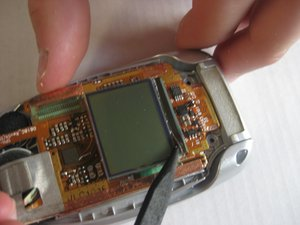 Front LCD Display