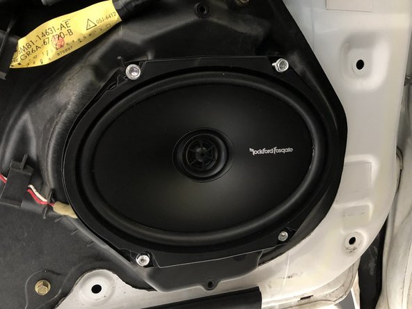 door speaker  mazda  door speaker replacement