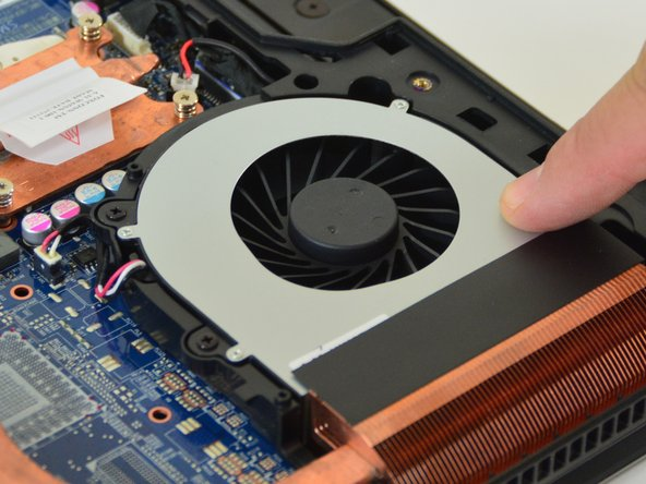why! W670SZQ1 Fan Replacement