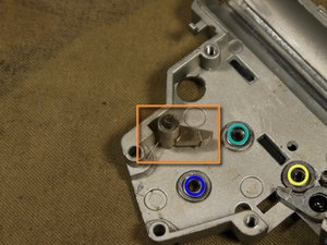 G&G BlowBack RK-47 Airsoft Reassembly