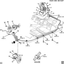 Brake Line Diagram 2002 Chevy Cavalier Manual