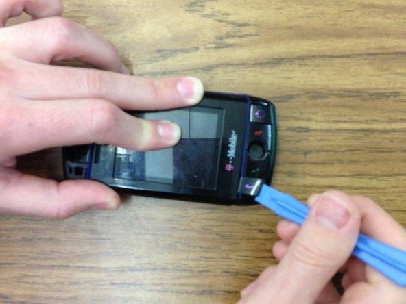 Disassembling Sidekick Q700 Phone Sidekick Q700 Phone