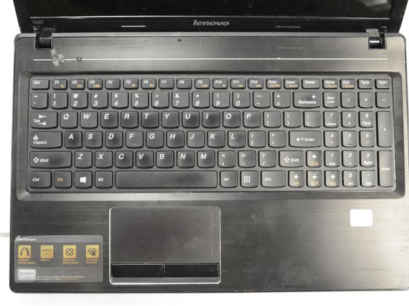 Lenovo G580 Keyboard Keys Replacement