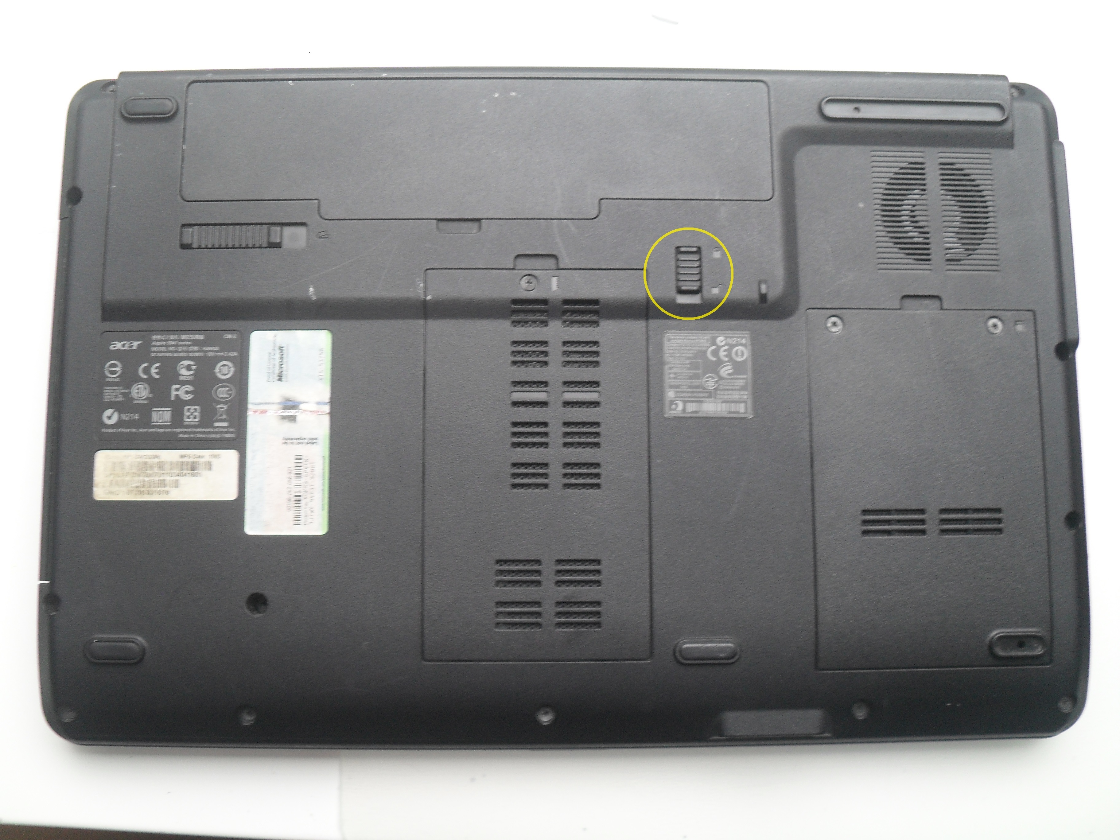 acer aspire 6930 screen replacement guide