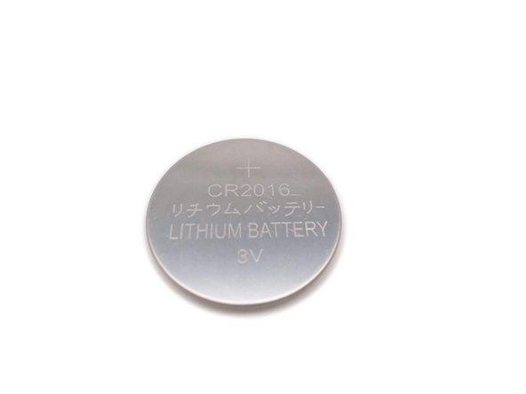CR 2016 3V Lithium Batteries Main Image