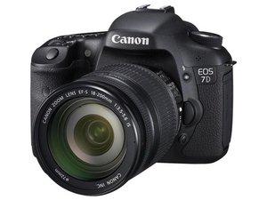 Canon EOS 7D Repair