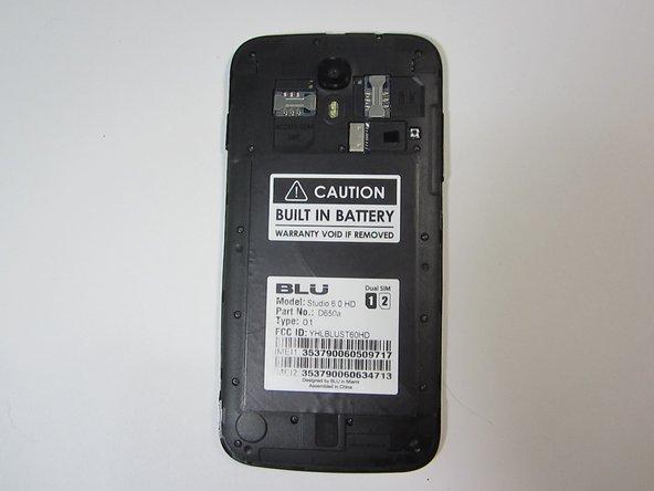 Blu Studio HD 6 0 SIM Card Replacement - iFixit Repair Guide