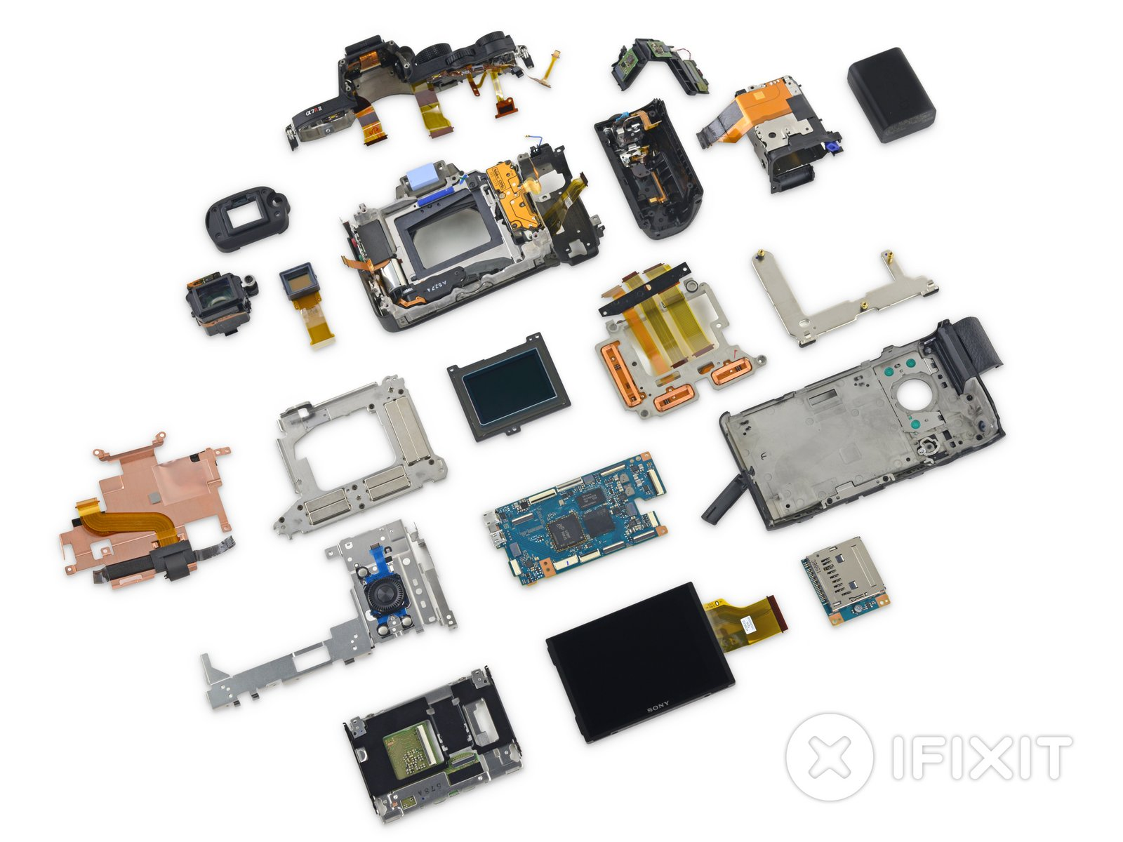 The Sony AyR II torn to bits and pieces... (ifixit.com)