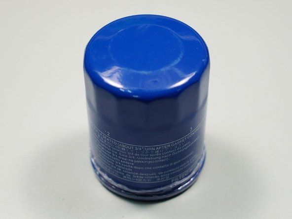Oil Filter Honda Civic 1992-2000 Main Image