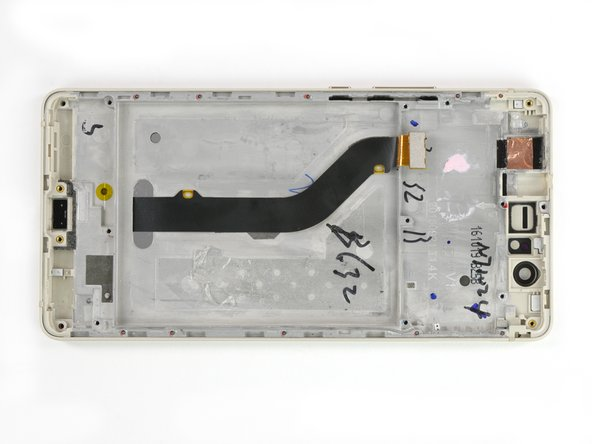 Huawei P9 Lite Display with Frame Replacement