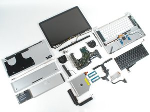 "MacBook Pro 15"" Unibody Teardown"