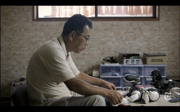 Aibo robot dog repair story