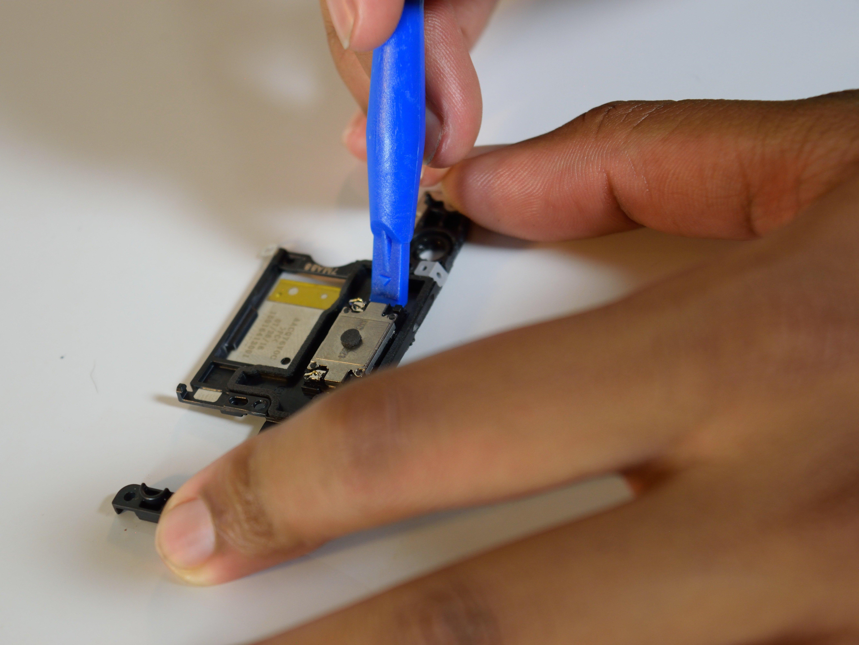 Motorola Moto Z Play Speaker Replacement - iFixit Repair Guide